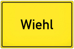 Ortsschild Wiehl (© qualitystock - Fotolia.com)