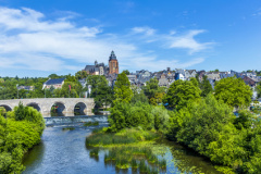 Alte Lahnbrücke in Wetzler (© Jörg Hackemann - Fotolia.com)