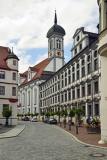 Studienkirche und ehemalige Universität in Dillingen (© traveldia - Fotolia.com)
