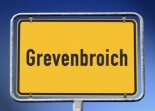 Ortsschild Grevenbroich (© kamasigns - Fotolia.com)