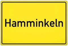Ortsschild Hamminkeln (© qualitystock - Fotolia.com)