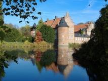 Wasserschloss in Herten (© O.M. - Fotolia.com)