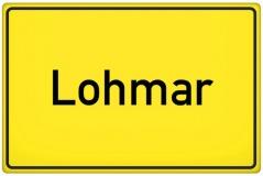 Ortsschild Lohmar (© Tom Hansen - Fotolia.com)