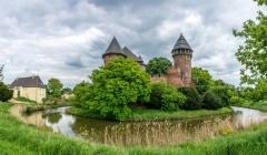 Burg Linn in Krefeld (© Manuela Klopsch - Fotolia.com)