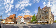 Hildesheimer Altstadt (© pure-life-pictures - Fotolia.com)