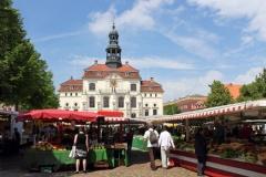 Markt am Rathaus Lüneburg (© ArTo - Fotolia.com)