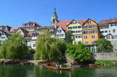 Rechtsanwalt in der Stadt Tübingen (© PixelPower - Fotolia.com)