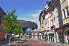 Rathausplatz Leverkusen (© ArTo - Fotolia.com)