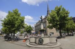 Marktplatz in Ratingen (© sailer - Fotolia.com)