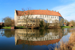 Wasserschloss in Steinfurt (© mitifoto - Fotolia.com)