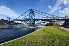 Kaiser-Wilhelm-Brücke in Wilhelmshaven (© costadelsol56 - Fotolia.com)