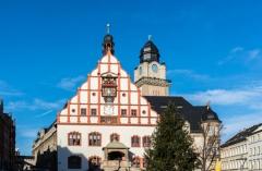 Rathaus in Plauen (© animaflora - Fotolia.com)