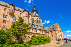 Landgrafenschloss in Marburg an der Lahn (© pure-life-pictures - Fotolia.com)