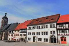 Altstadt von Sangerhausen (© ArTo - Fotolia.com)