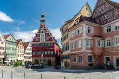Rathausplatz in Esslingen (© Manuel Schönfeld - Fotolia.com)