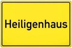 Ortsschild Heiligenhausen (© qualitystock - Fotolia.com)