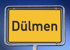 Ortsschild Dülmen (© kamasigns - Fotolia.com)