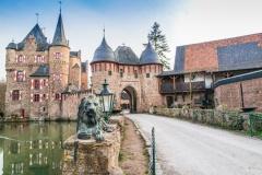 Mittelalterliche Burg Satzvey in Mechernich (© Lukassek - Fotolia.com)