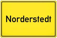 Ortsschild Norderstedt (© Tom Hansen - Fotolia.com)
