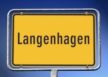 Ortsschild Langenhagen (© kamasigns - Fotolia.com)