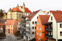 Altstadt in Landsberg (© Marina Ignatova - Fotolia.com)
