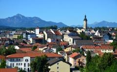 Rechtsanwalt in der Stadt Traunstein (© mhp - Fotolia.com)