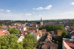Weimar Markt mit Neptunbrunnen (© autofocus67 - Fotolia.com)