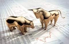 Aktiengesellschaften an der Börse (© Psdesign1 - Fotolia.com)