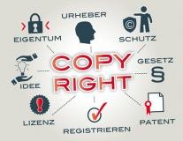 Urheberrechtlich geschützes geistiges Eigentum (© Trueffelpix - Fotolia.com)