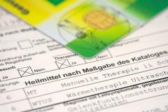 Heilmittelverordung in der gesetzlichen Krankenversicherung (© M. Schuppich - Fotolia.com)