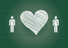 Gleichgeschlechtliche Partnerschaft (© Ideenkoch - Fotolia.com)