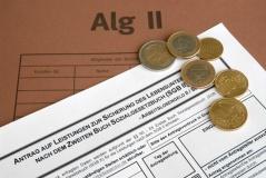 Antrag auf ALG II (© Harald07 - Fotolia.com)