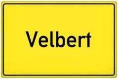 Ortsschild Velbert (© qualitystock - Fotolia.com)