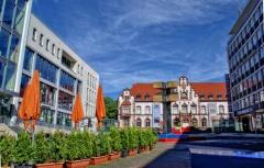 Viktoriaplatz in Mülheim an der Ruhr (© petermh - Fotolia.com)