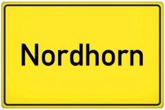 Ortsschild Nordhorn (© Tom Hansen - Fotolia.com)