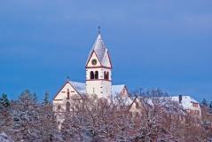 Das alte Franziskanerkloster in Kelkheim/Taunus (© mojolo - Fotolia.com)