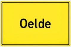 Ortsschild Oelde (© qualitystock - Fotolia.com)