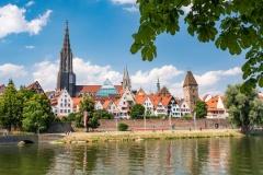 Ulmer Altstadt (© Manuel Schönfeld - Fotolia.com)