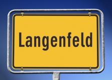 Ortsschild Langenfeld (© kamasigns - Fotolia.com)