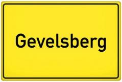 Ortsschild Gavelsberg (© qualitystock - Fotolia.com)
