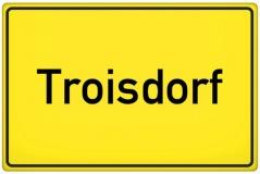 Ortsschild Troisdorf (© qualitystock - Fotolia.com)