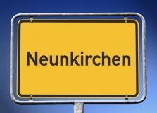 Ortsschild Neunkirchen (© kamasigns - Fotolia.com)