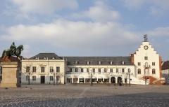 Rathausplatz in Landau in der Pfalz (© foto50 - Fotolia.com)