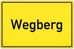 Ortsschild Wegberg (© qualitystock - Fotolia.com)