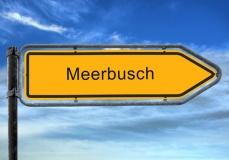 Straßenschild in Meerbusch (© Thomas Reimer - Fotolia.com)