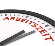 Regelung der Arbeitszeit durch das Arbeitszeitgesetz (© fotomek - Fotolia.com)