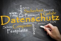 Datenschutz persönlicher Daten (© Marco2811 - Fotolia.com )