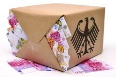 Staatsfinanzierung durch die Einkommenssteuer (© Dan Race - Fotolia.com)