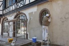 Gewerbetreibender Handwerker bei der Arbeit (© ra2 studio - Fotolia.com)
