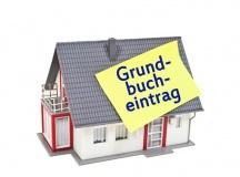 Eintragung in das Grundbuch (© trotzolga - Fotolia.com)